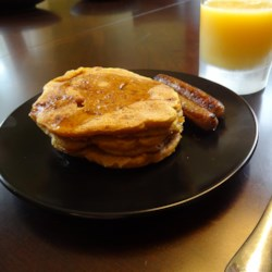Christmas Griddle Cakes Recipe
