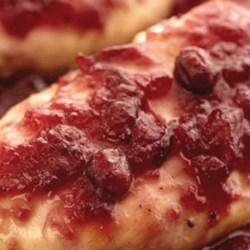 Cranberry Chicken II Recipe