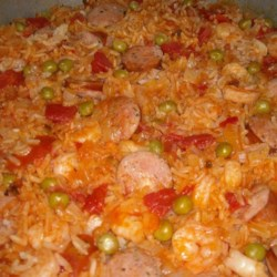 One Dish Jambalaya Recipe