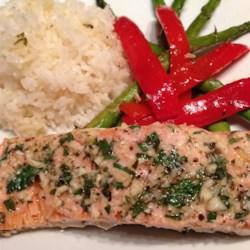 Baked Salmon II photo by MaryTee - Allrecipes.com - 1056472