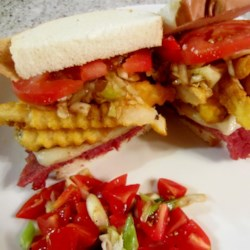 Pittsburgh Sandwich Recipe