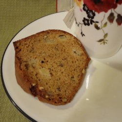 Pear Bread II Recipe