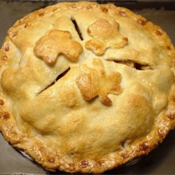 Mum's Irish Apple Pie Recipe
