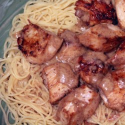 Chicken Ranch Dijon Recipe