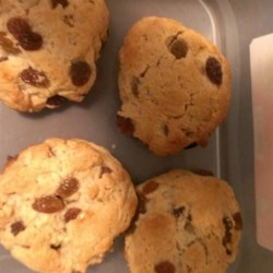 Jumbo Raisin Cookies Recipe