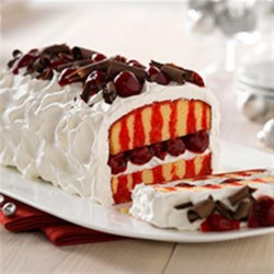 1-2-3 Cherry Poke Cake Recipe