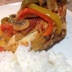 Chef John's Chicken Cacciatore Recipe