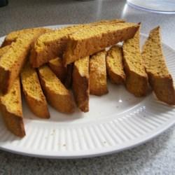 Pumpkin Pecan Biscotti Recipe