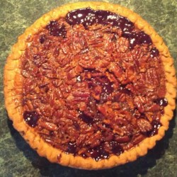Chocolate Pecan Pie I Recipe