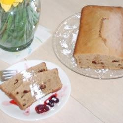 Sugarless Applesauce Cake Recipe