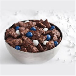 Chocolate Mint Chex Party Mix