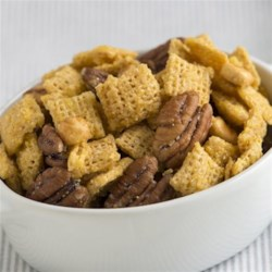 Cornbread Chex Party Mix Recipe