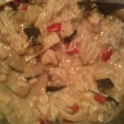 Chicken Zucchini Rice Casserole Recipe