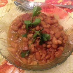 Pinto Beans With Mexican-Style Seasonings Recipe