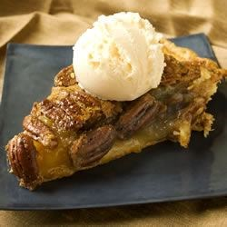 Vinegar Pecan Pie
