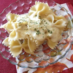 Easy Alfredo Sauce III Recipe