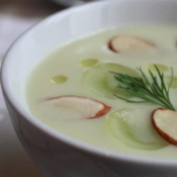 Chef John's White Gazpacho Recipe