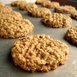 Banana Oatmeal Cookies II Recipe