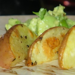 Oven Fried Potatoes II Recipe