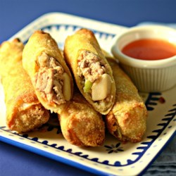 Meat and Potatoes Lumpia Recipe