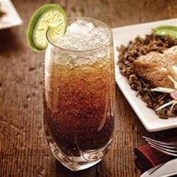 Kahlua® and Club Soda