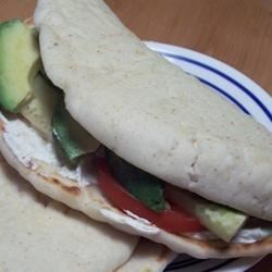 Photo of Fresh Veggie Pockets by Taste of Home's Fast Family Favorites