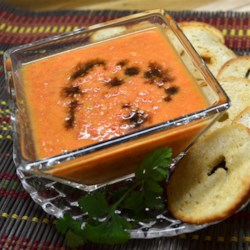 Southern Spain-Style Gazpacho Recipe