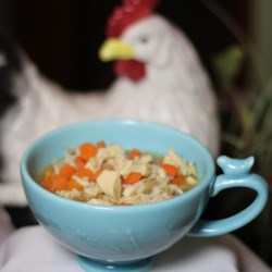 Simply Delicious Chicken Rice Soup Recipe