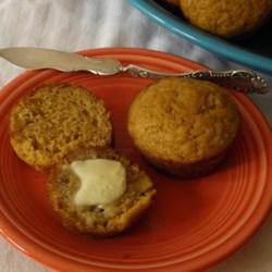 Fran's Butternut Squash Muffins Recipe