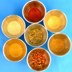 Mexican Dry Rub Recipe