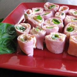 Ham Roll Ups II Recipe