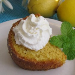 Lemon Poke Cake I Recipe