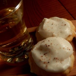 Rum Sugar Cookies Recipe