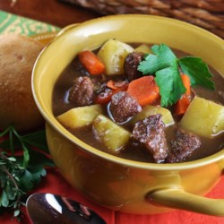 Jennifer's Burgundy Beef Stew Recipe
