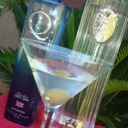 US Marine Corps Martini Recipe