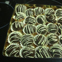 Peanut Butter Balls III Recipe