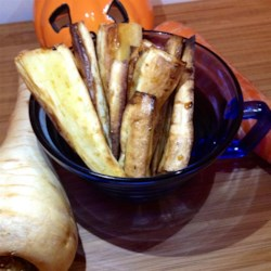 Glazed Parsnips Recipe