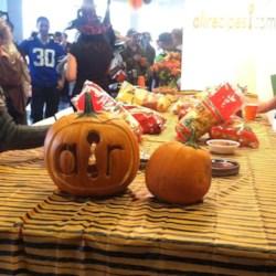 AR Pumpkin for Halloween!