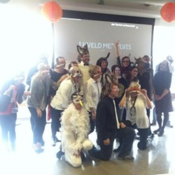 What Does The Fox Say for Halloween at AR!