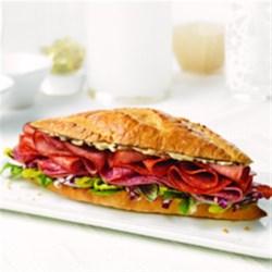 Photo of Hearty Margherita® Italian Sandwich by Margherita Meats