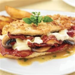 Stuffed Chicken with Margherita(R) Capicola Recipe