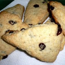Grandma Johnson's scones