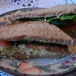 Photo of Almost Eggless Egg Salad by Jill