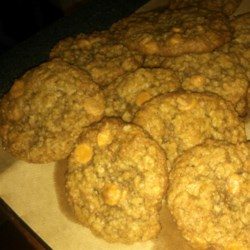 Orange's Famous Oatmeal Scotchies! Recipe