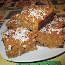 Healthy Pumpkin Cranberry Muffins