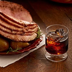 Kahlua Glazed Ham Recipe