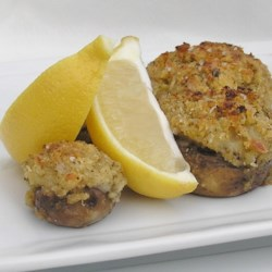 Stuffed Mushrooms II Recipe