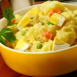 Ima's Potato Salad Recipe