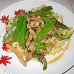 My Fly Stir-Fry Recipe