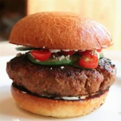 Lamb Merguez Sausage Patties Recipe